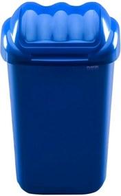 Coș de gunoi Aldotrade FALA 30 l, albastru