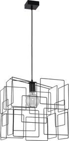 Jupiter 1532 - BOX D - Lampa suspendata BOX E27/60W