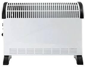 Convector electric 3 trepte 750/1250/2000W, turbo
