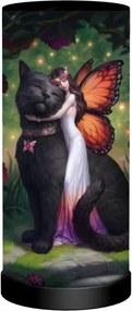 Veioza Zana si Pisica - James Ryman - 30 cm