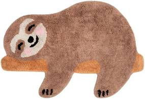 Covoraș decorativ Happy Sloth Chill Zone, bumbac
