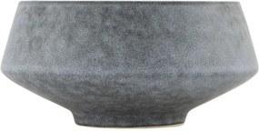 Bol Ceramic Gri (M) STONE - Ceramica Gri Dia (18 cm) Inaltime ( 10 cm)