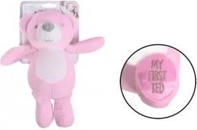 Jucarie de plus primul meu ursulet roz