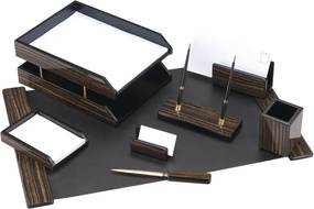 Set birou lux Forpus 47202 lemn