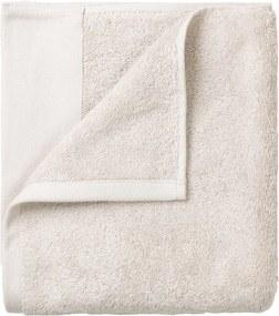 Set 4 prosoape pentru mâini Blomus. 30 x 30 cm, alb