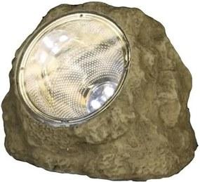 Decorațiune solară LED pentru exterior Best Season Stone