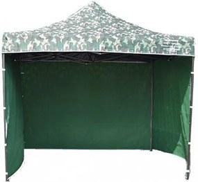 Cort pavilion 2,5x2,5 camuflaj SQ