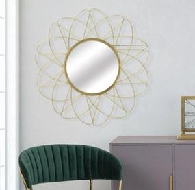 Oglinda de perete GLAM ISRA, 81.5X4 cm, Mauro Ferretti