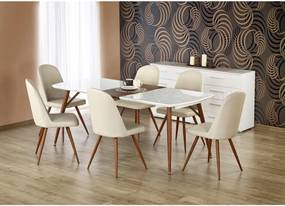 RICHARD masă extensibilă cireș alb
