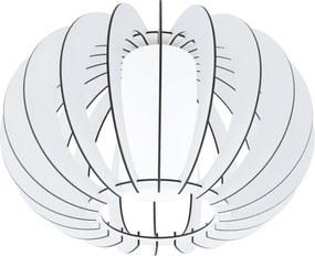 Plafonieră Eglo STELLATO 2, 60W, Ø400mm, alb