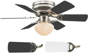 Globo 03803 - Ventilator de tavan UGO 1xE27/60W/230V