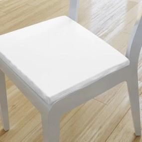 Goldea pernă pentru scaun 38x38 cm - alb 38 x 38 cm