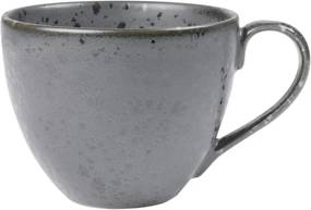 Ceașcă din ceramică pentru ceai Bitz Mensa, 460 ml, gri
