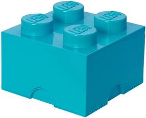 Cutie depozitare, LEGO®, albastru