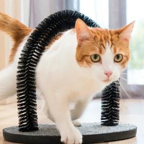 Arc perie pentru pisici InnovaGoods
