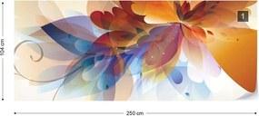 Fototapet GLIX - Hello Kitty 2 + adeziv GRATUIT Papírová tapeta  - 254x184 cm
