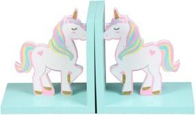 Set 2 opritoare pentru cărți Just 4 Kids Unicorn Magic