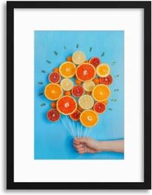 Imagine în cadru - Congratulations on Summer! by Dina Belenko 40x30 cm