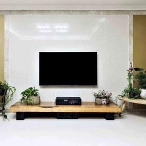 Comoda Tv din Stejar Masiv -150x40x20
