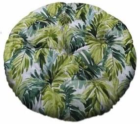Domarex Pernă scaun XXL Green forest, 65 cm