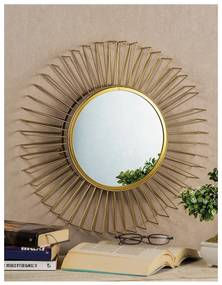 Decoratiune perete cu oglinda Achille
