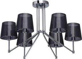 MW-LIGHT - Lustră aplicată MEGAPOLIS 6xE14/40W/230V