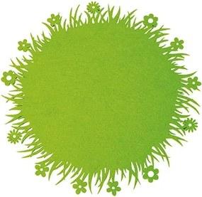 Napron Spring verde 29 cm