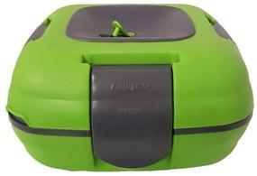Caserola termica pentru alimente, 2 litri, Verde
