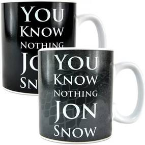 Cana termosensibila Game of Thrones - Jon Snow