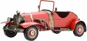 Model decorativ automobil Cabrio, roşu