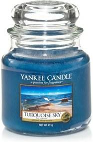 Yankee Candle lumanare parfumata Turquoise Sky Classic mijlocie
