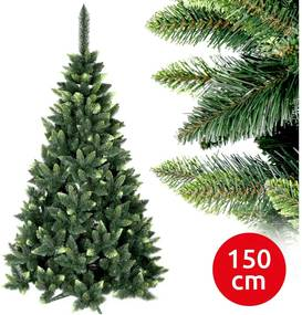 Brad de crăciun TEM II 150 cm pin