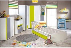 Klups - Mobilier camera copii si bebelusi Irene, Lime