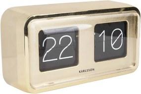 Ceas de masă Karlsson Bold Flip