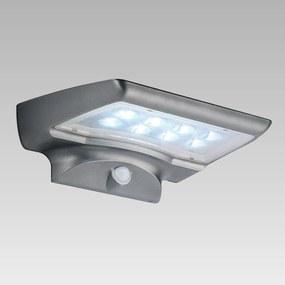 Luxera 65251 - Lampa solara exterior cu senzor STARGATE 8xLED/0,5W/5,4V