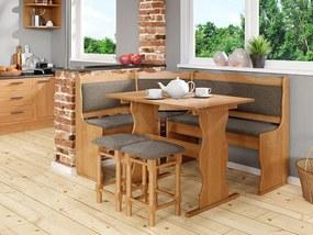 Colțare de bucătărie + Masa cu scaune Mexic