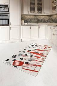 Covor pentru bucatarie Cooking DJT - 100x300 cm