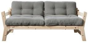 Canapea variabilă Karup Design Step Natural/Grey