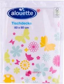 "Fata de masa cu flori si futurasi, ""Alouette"""