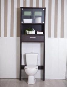 Dulap de baie, lemn masiv, 194 x 66 x 25 cm
