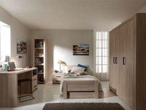 Set Mobila dormitor pentru copii Aline