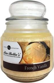 Mia Bella's Lumanare Parfumata French Vanilla 454g
