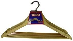 Set umerașe Toro pentru haine 6 buc