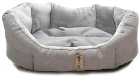 Culcuş pentru câine ALIK mărime M - 65 x 50 cm