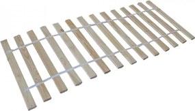 Somiera maro din lemn 90x200 cm Slatter
