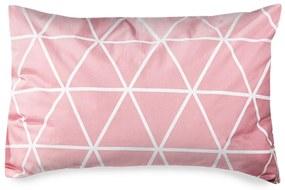 Față de pernă 4Home Galaxy, roz, 50 x 70 cm, 50 x 70 cm