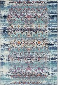 Covor Holsworthy albastru, 269 x 361 cm