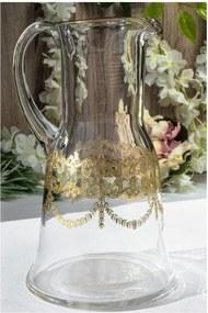 Carafă din sticlă Riginos