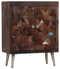 245915 vidaXL Servantă, 60 x 30 x 76 cm, lemn masiv reciclat
