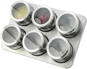 Set solnite magnetice pentru condimente Grunberg GR329 GR329